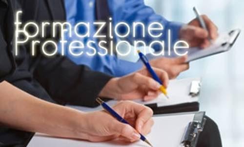 LA FORMAZIONE PROFESSIONALE – CORSI PER L'ANNO 2018/2019