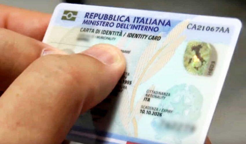 Proroga validità carte di identità scadute fino al 31 dicembre 2020